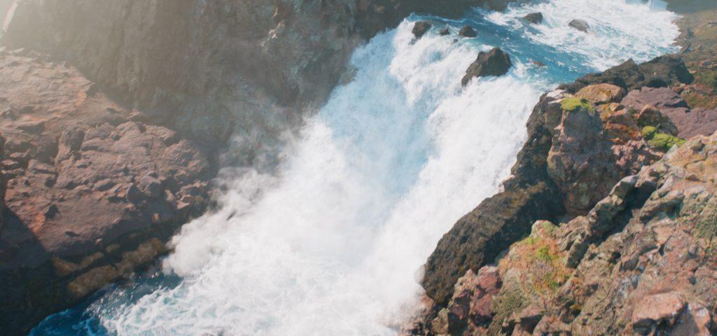 Advanced Water FX in Houdini Course - Waterfall Far