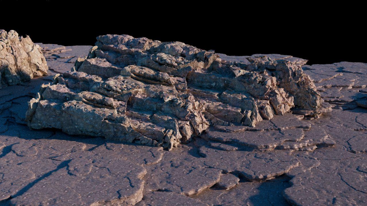 Free Tutorial Creating Complex Cliffs Bricks In Houdini