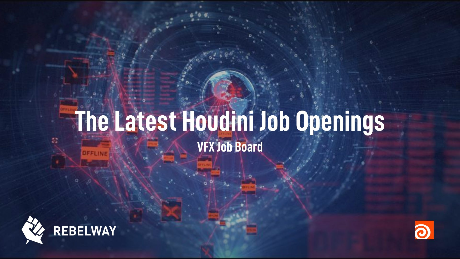 Houdini Job Posts of the Week - 2