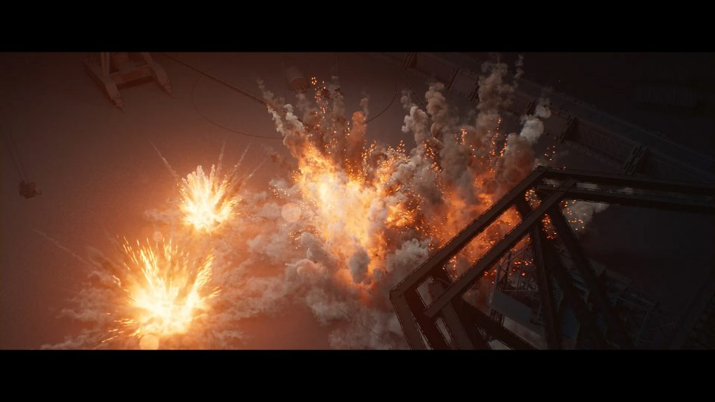 How to Land a VFX Job - Explosion FX Image