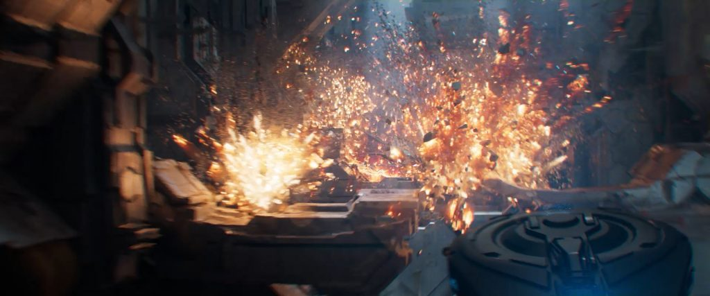 How to Land a VFX Job - Many Explosions