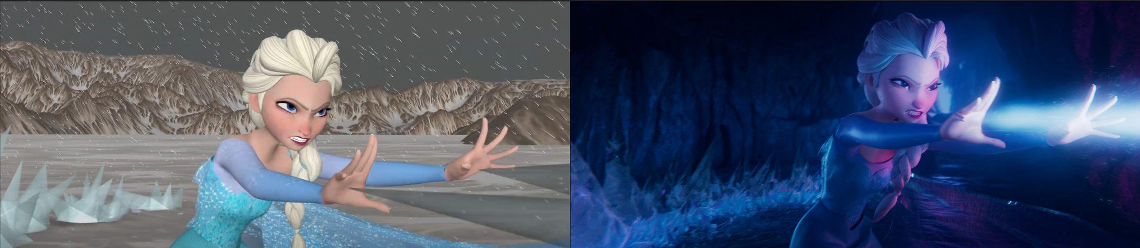 Frozen VFX Breakdown
