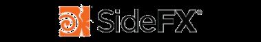 SideFX Logo - Online VFX Courses