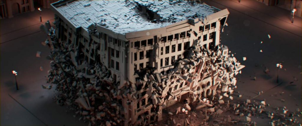 Building Destruction for VFX Artists