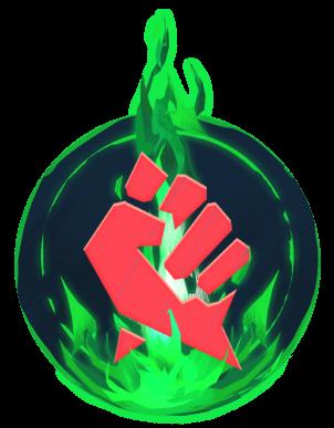 Rebelway Poison Emblem - Online VFX Courses